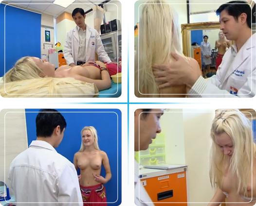 before breast surgery lavanda