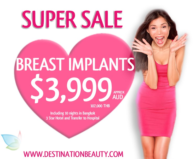 Amazing Deal Breast Implants Thailand