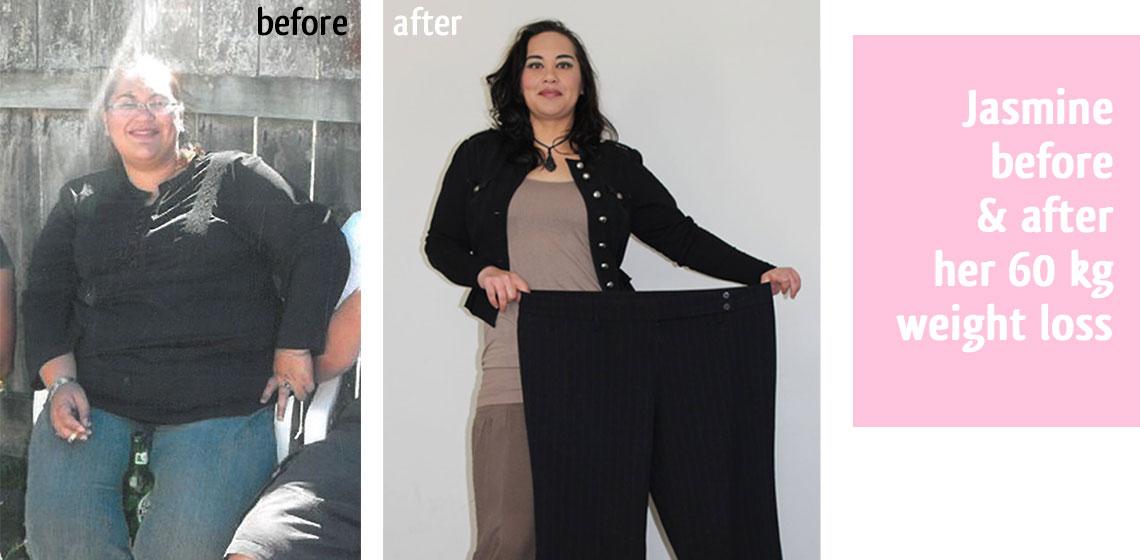 jasmine-weight-loss