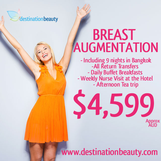breast augmentation package bangkok