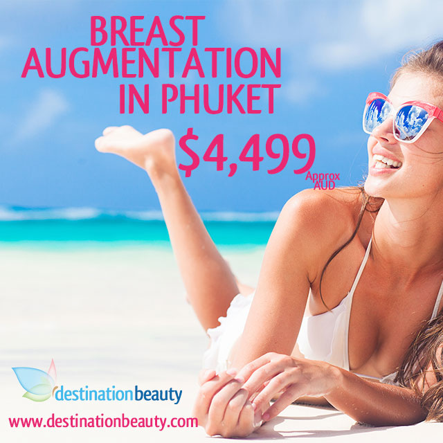 Breast Augmentation package thailand
