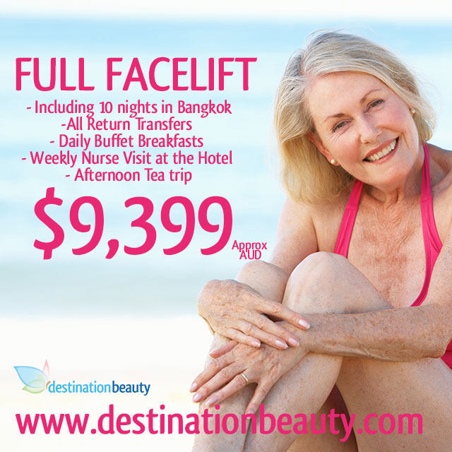 full facelift package thailand