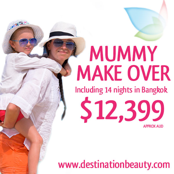 mummy makeover thailand packages
