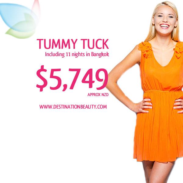 tummy tuck package thailand
