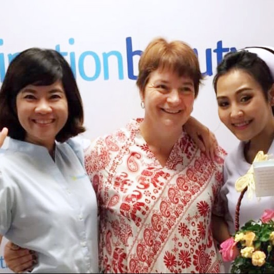 Michelle's Liposuction in Thailand