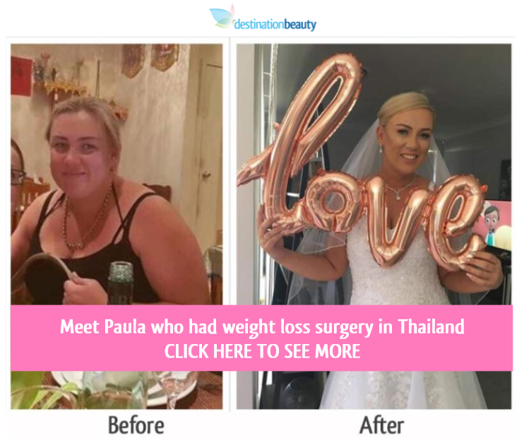 weight loss surgery thailand