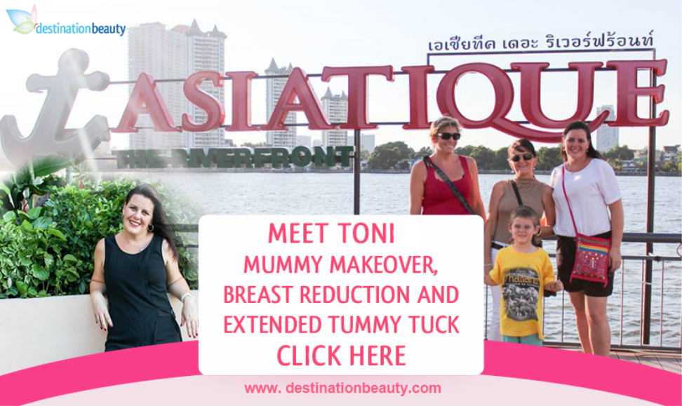 breast reduction and extended tummy tuck thailand