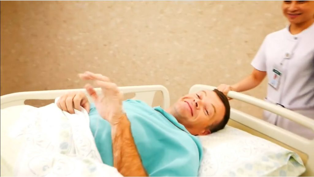 Mathew's belt lipectomy tummy tuck surgery with Dr. Atikom in Bangkok